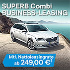 ŠKODA Superb Combi Business-Leasing