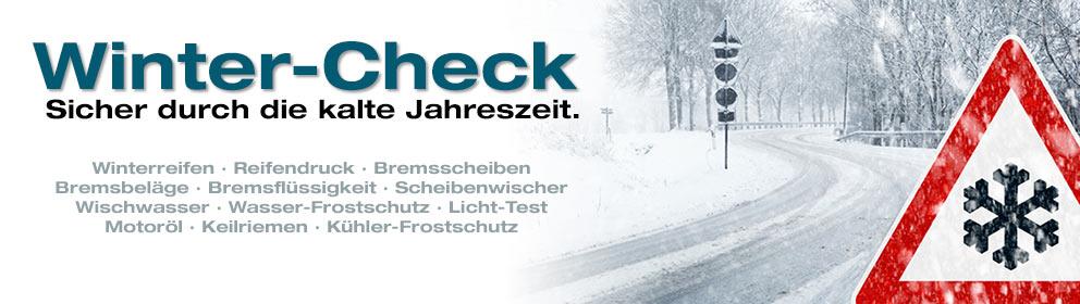 LÖHR & BECKER Aktiengesellschaft  - Wintercheck