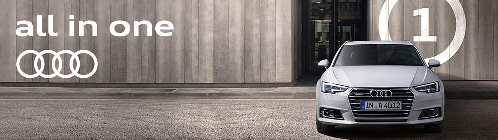 LÖHR & BECKER Aktiengesellschaft  - Das neue Audi all in one Paket