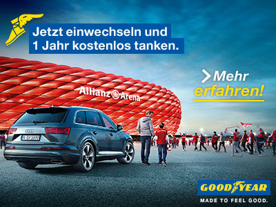 Goodyear Winterreifen Aktion