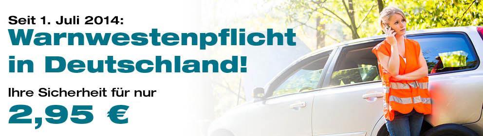 LÖHR & BECKER Aktiengesellschaft  - Warnwestenpflicht